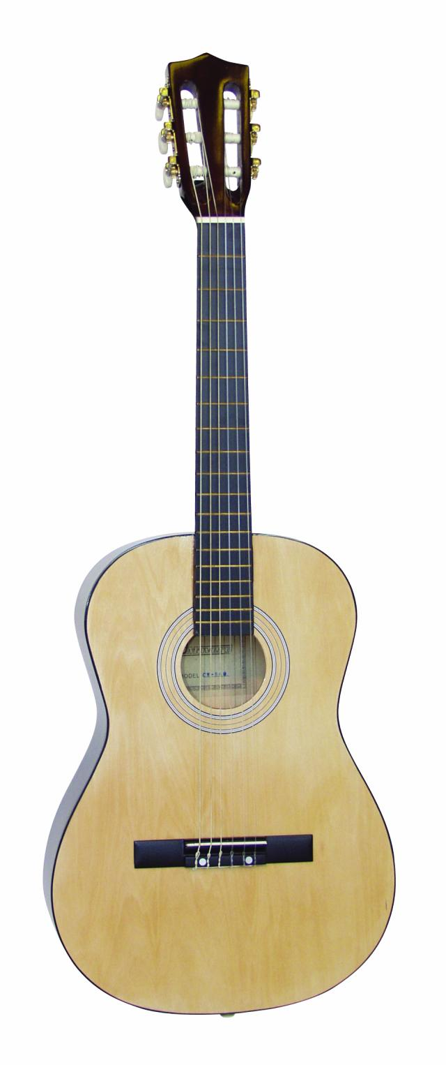 Dimavery AC-303 klasická kytara 3/4, přírodní