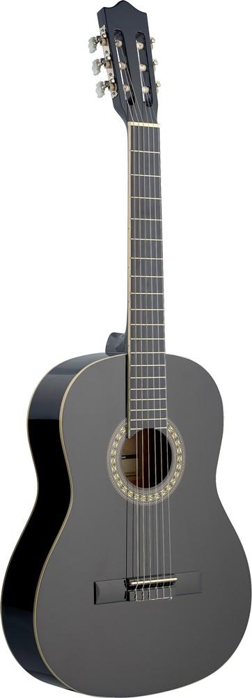 Stagg C542 BK, klasická kytara
