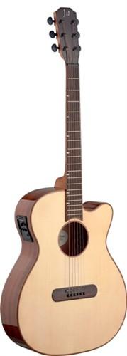 Stagg A1006-BK, elektro-akustická kytara