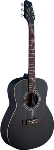 Fotografie Stagg SA30A-BK, akustická kytara