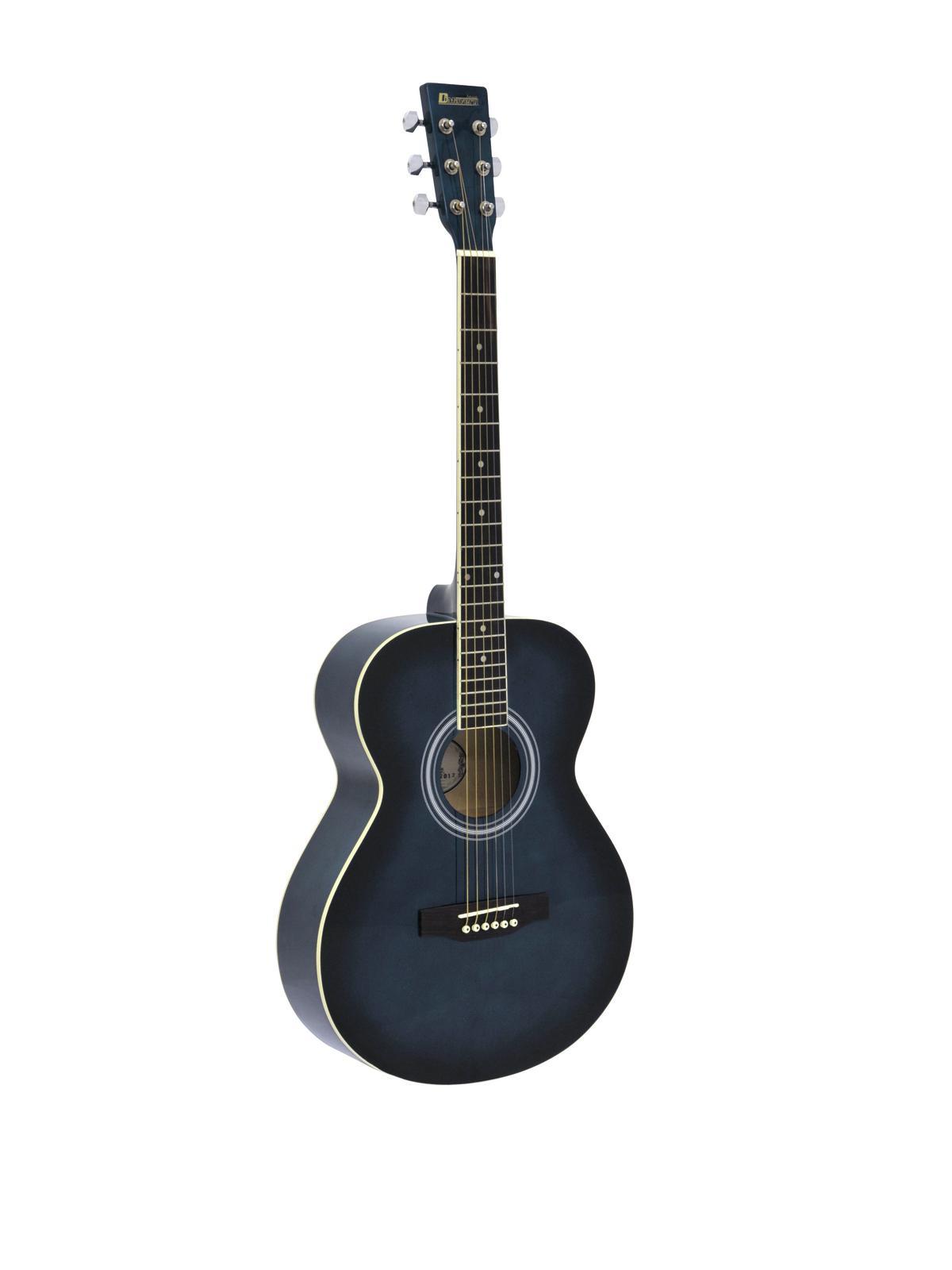 Fotografie Dimavery AW-303 westernová kytara, černá