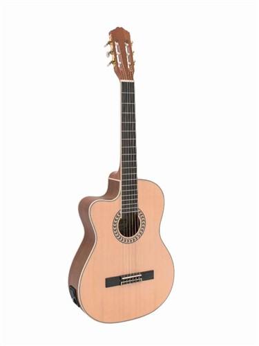 Dimavery AB-450 akustická basa, přírodní