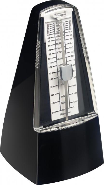 Stagg MM-70 BK, mechanický metronom, černý