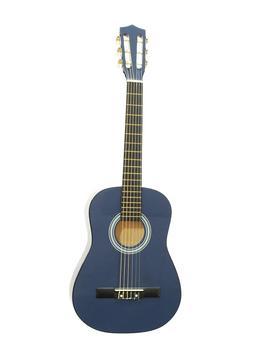 Dimavery AC-303 klasická kytara 1/2, modrá